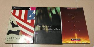 Libros lectura ingles B1