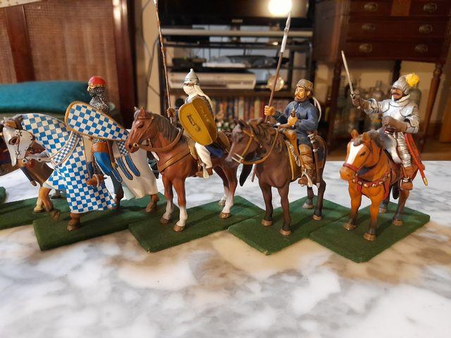 Soldados de plomo a caballo 2