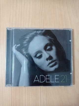 CD Adele disco 21