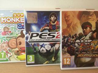 3x1 Juegos Nintendo 3DS