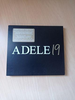 Cd Adele 19 versión extensa