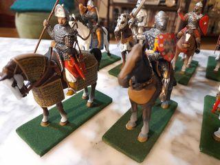 Soldados de plomo a caballo 1