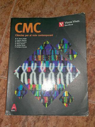 Libro de CMC de Vicents Vives 1 de Bachillerato