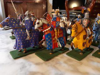 Soldados de plomo a caballo 3