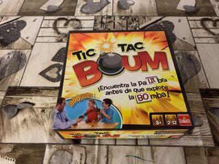Juego TIC TAC BOUM!!!!!!
