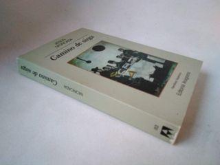 Jesús Moncada. Camino de sirga. 1ª edición