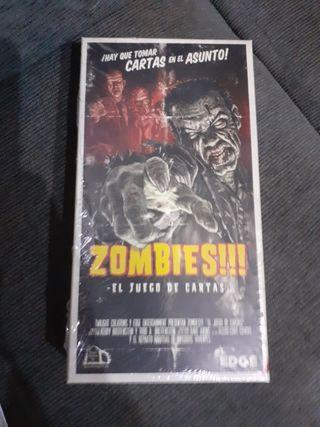 juego de mesa zombies.a estrenar!!!