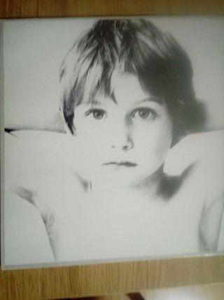 DISCO/ VINILO. U2. BOY.