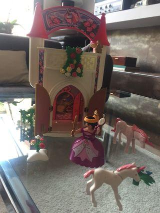 Playmobil princesa y unicornios