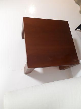 mesa rinconera 60x60x35