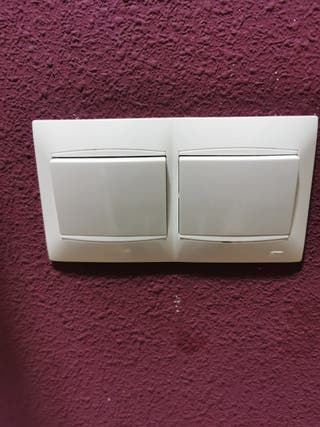 mecanismos de interruptores y enchufes BJC