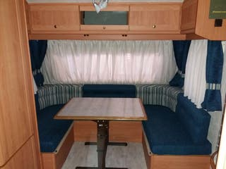 Caravana Moncayo Prisma 450L