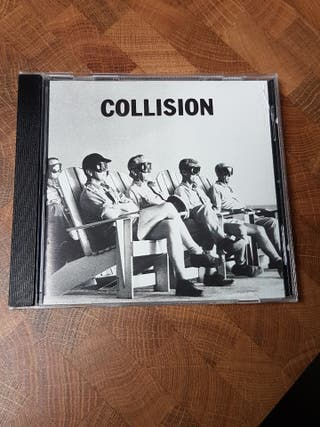 collision collision cd 1992 hard rock
