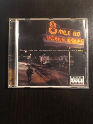 CD Eminem - 8 Mile