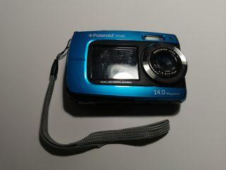 Cámara de fotos/video acuática Polaroid iF045