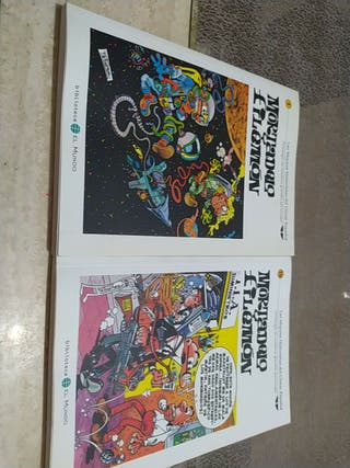 Comics Mortadelo y Filemon nuevos