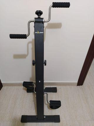 Bicicleta estática para brazos y piernas.