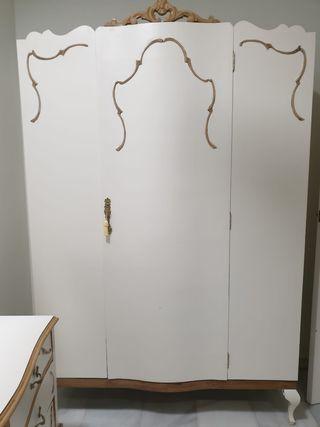 Conjunto habitación, estilo Isabelino