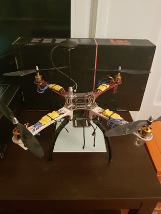 Drone hecho desde 0