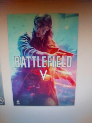 Juegos Pc Battlefield I y Battlefield V