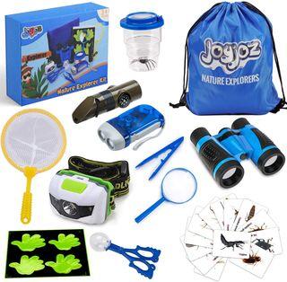 Kit de Exploración al Aire Libre para Niños 12 PCS