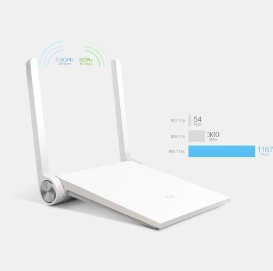 Xiaomi REPETIDOR WIFI AC Dual-band 1.167 Mbps