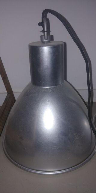 Lamparas de aluminio industrial