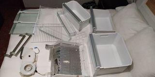 piezas frigorifico Bosch kNG39A73