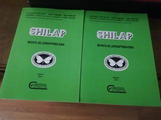 Revistas Lepidopterologia Shilab