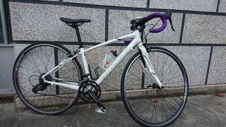 Bicicleta carretera mujer Specialized Dolce alum.