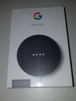 "Altavoz ""Ok Google"" Nest Mini"