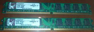 Ram DDR2 4Gb Kingston