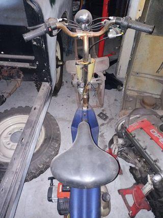 patinete de gasolina