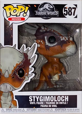 Funko Pop Jurassic World Stygimoloch 587