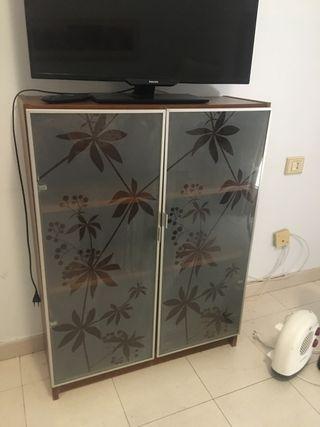 Combo tele + mueble