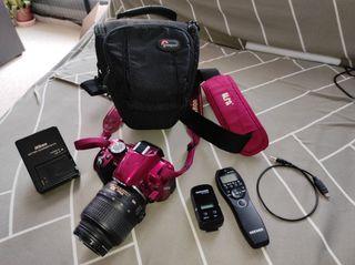 Nikon D3100 Reflex