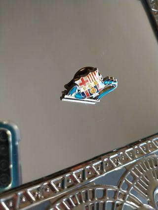 pin fútbol club Barcelona vintage pin