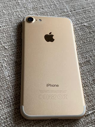 Iphone 7 128 Gb Dorado