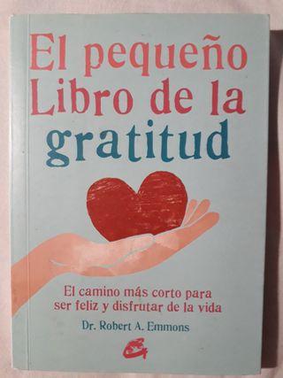 El pequeño libro de la gratitud, Robert Emmons