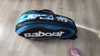 Raquetero badminton/tenis