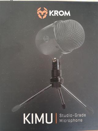 Microfono KROM KIMU