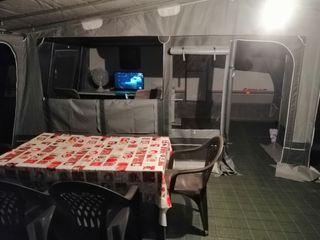 se vende caravana moncayo