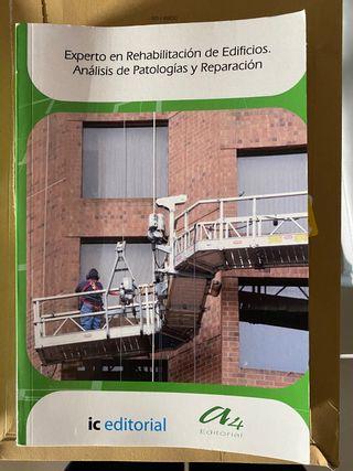 Libro Experto en rehabilitación de edificios