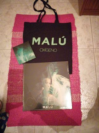 "MALU ""OXÍGENO """