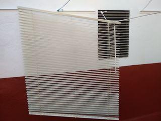 persiana de lámina de madera