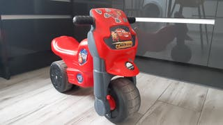 Moto Cars Feber Correpasillos Roja Disney Pixar