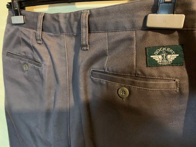 Pantalones Dockers De Mujer Talla W 32 L 34 De Segunda Mano Por 12 En Madrid En Wallapop