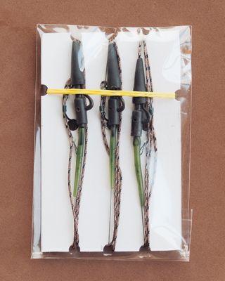 3 montajes completo pesca de la carpa