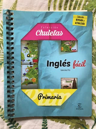 Inglés Fácil Colección Chuletas
