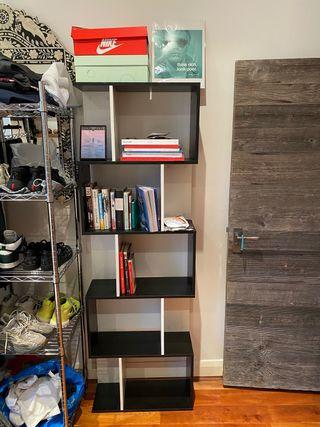 Offset Bookshelf From Wayfair
